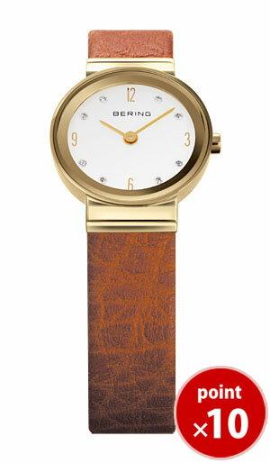 【国内正規品】【ギフト包装無料】ベーリング BERING レディース 腕時計 10122-534 クラシック カーフレザー スワロフスキー レザーベルト|腕時計 時計 腕時計 ギフト 腕時計 ギフト 女性 【送料無料】【ギフト】