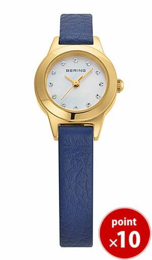 【国内正規品】【ギフト包装無料】ベーリング BERING レディース 腕時計 11119-633 Nostalgia クラシック カーフレザー スワロフスキー レザーベルト 正規品 送料無料|腕時計 おしゃれ 革 レザー 女性【ギフト】