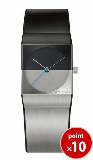 【国内正規品】【ギフト包装無料】ヤコブ・イェンセンJACOB JENSEN Classic レディース 腕時計 520 メタルベルト 【送料無料】【ギフト】