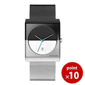 【国内正規品】【ギフト包装無料】ヤコブイェンセンJACOB JENSEN Classic メンズ 腕時計 横幅32mm 515 カレンダー メッシュベルト ウォッチ メンズ 腕時計 おしゃれ【送料無料】