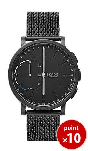 【国内正規品】【ギフト包装無料】スカーゲン SKAGEN スマートウォッチ  メッシュベルト メンズ HAGEN CONNECTED 腕時計 SKT1109 Steel Mens 【あす楽対応】【送料無料】