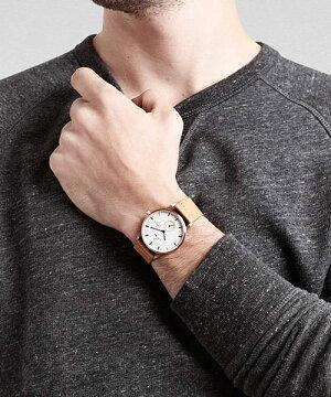 トリワTRIWAメンズ・レディース兼用腕時計FALKENROSEFAST101-CL010614ローズゴールドケースレザーベルト正規品送料無料|おしゃれギフトプレゼントブランドユニセックス革ベルト誕生日プレゼント【あす楽対応】