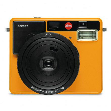ライカ ゾフォート LEICA SOFORT インスタントカメラ オレンジ 19102 【正規品】【送料無料】