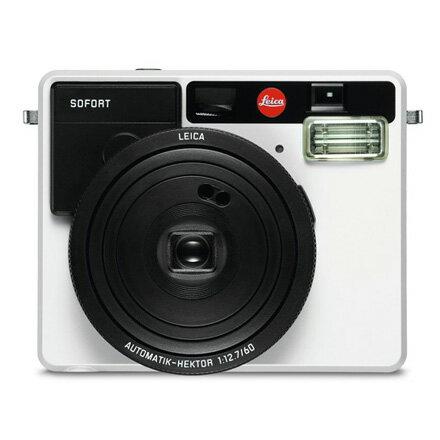 ライカ ゾフォート LEICA SOFORT インスタントカメラ ホワイト 19100 【正規品】【送料無料】あす楽対応