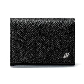 ナリフリ narifuri 防水レザーコンパクトウォレット メンズ 小さい財布 ブラック NF9018 【正規品】【送料無料】あす楽対応