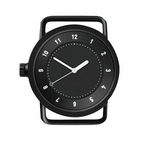 【国内正規品】【ギフト包装無料】TID watches ティッド No.1 36mm TID01-36BK ブラックケース×ブラック文字盤 【ベルト別売り】 ビジネス カジュアル 男女兼用 腕時計 ウォッチ 正規品 送料無料 あす楽対応