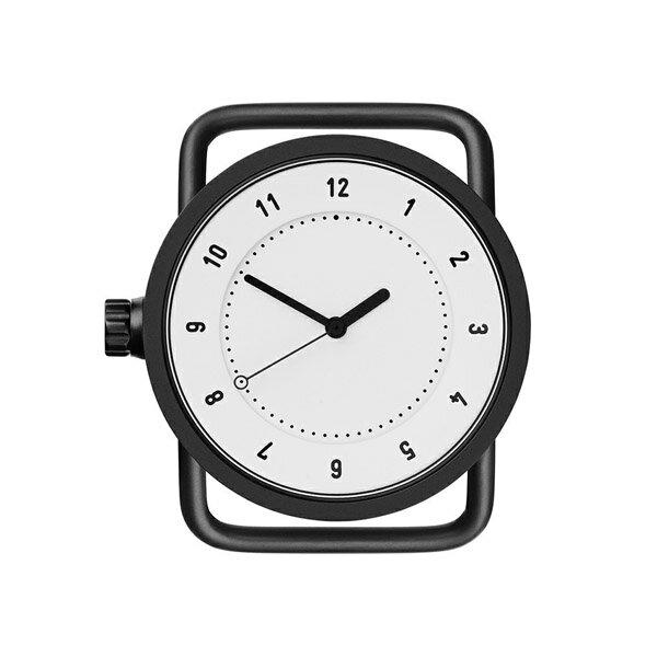 【国内正規品】TID watches ティッドウォッチ No.1 33mm TID01-33WH ブラックケース×ホワイト文字盤 【ベルト別売り】 ビジネス カジュアル 男女兼用 腕時計 ウォッチ 正規品 送料無料 あす楽対応