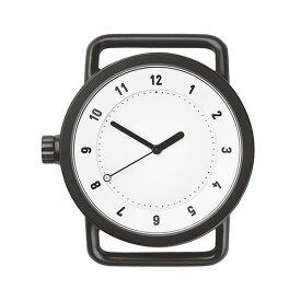 【国内正規品】【ギフト包装無料】TID watches ティッド No.1 36mm TID01-36WH ブラックケース×ホワイト文字盤 【ベルト別売り】 ビジネス カジュアル 男女兼用 腕時計 ウォッチ 正規品 送料無料 あす楽対応