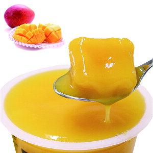 【砂糖不使用】くだもの屋さんのごろっとマンゴー≪185g×12本≫ タイ産 希少 マハチャノック種 マンゴー マンゴーピューレ入り ジューシー おやつ 砂糖不使用 角切りマンゴー 贅沢 スイーツ