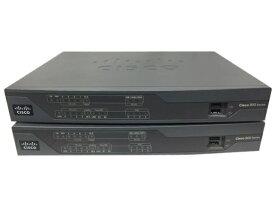【中古】Cisco892J/K9 (D512M/F256M)  お買い得2台セット