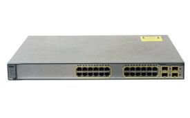 Cisco Catalyst3750G-24TS-E1U WS-C3750G-24TS-E1U【中古】