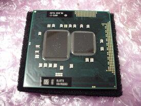 中古CPUモバイル用 Core i5-560M 2.66GHz SLBTS