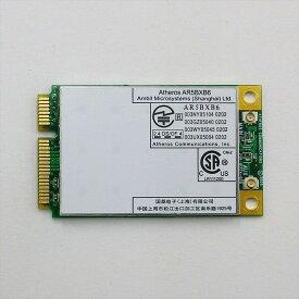 中古lenovo(IBM)専用無線LANカード Atheros AR5BXB6 FRU:39T5579