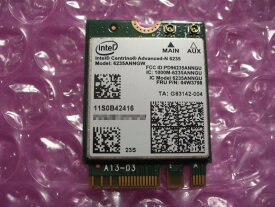 中古lenovo専用 Intel Centrino Advanced-N 6235 FRU:04W3798