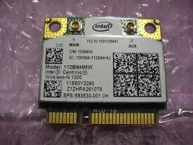 中古lenovo(IBM)専用無線LANカード Intel Centrino Wireless-N1000 FRU:60Y3241