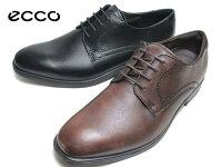 【あす楽】エコーECCOMELBOURNEPlainToeTie621634プレーントゥレースアップビジネスシューズメンズ靴