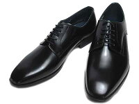 【あす楽】ケンフォードKENFORDKN71ワイズ3Eプレーントゥビジネスシューズブラックメンズ靴