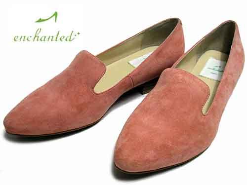 【あす楽】エンチャンテッド enchantedオペラパンプスピンク【レディース・靴】