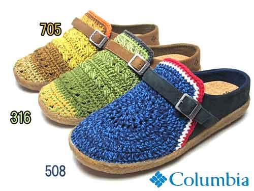 【あす楽】コロンビア Columbia チャドウィック ハンドニット クロッグサンダル メンズ レディース 靴