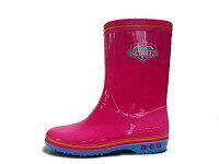 【あす楽】アキレスカレンジュニアCALLENJUNIORレインブーツ長靴雨靴ピンク【キッズ・靴】