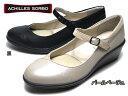 【あす楽】アキレスソルボ Achilles SORBO コンフォート ストラップカジュアルシューズ レディース 靴