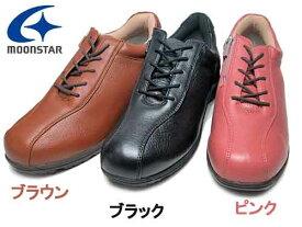 【あす楽】ムーンスター MOONSTAR ワールドマーチ WORLD MARCH 2E ウォーキングシューズ レディース 靴