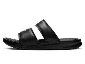 【今ならポイント10倍!要エントリー】ナイキ NIKE WMNS BENASSI DUO ULTRA SLIDE 819717-010 ウイメンズ ベナッシ デュオ ウルトラ スライドサンダル レディース 靴