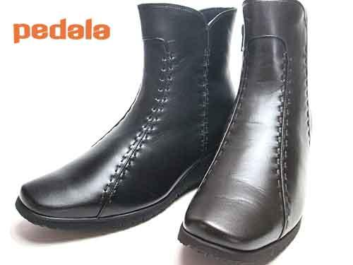 【あす楽】アシックス ペダラ  asics Pedalaウォーキングショートブーツ【レディース・靴】