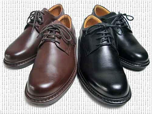 【あす楽】【送料無料】リナシャンテ バレンチノ Rinescante Valentiano ビジネスシューズ プレーントゥ レースアップシューズ【メンズ・靴】