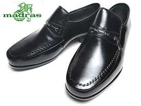 【あす楽】【☆】マドラス madras クラシックタイプ ビジネスシューズ ブラック【メンズ・靴】
