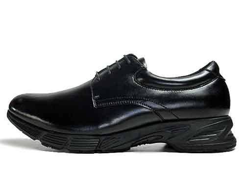 【あす楽】1957 Speed Walker-Run&Walk Biz ラン&ウォークビズ ウォーキングビジネス プレーントゥ ブラック【メンズ・靴】