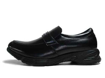 【あす楽】【送料無料】1957SpeedWalker-Run&WalkBizラン&ウォークビズウォーキングビジネススリッポンブラック【メンズ・靴】