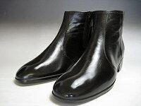 MC.WATERアキレスマックウォーターメンズレインシューズ紳士長靴雨靴カラー:ブラック【靴】