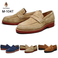 【あす楽】ハッシュパピーHushPuppiesM-104T3Eローファーカジュアルメンズ靴