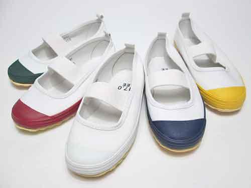 【あす楽】ムーンスター スクールカラーM 子供靴 スクール 抗菌加工の上履き【キッズ・レディース・メンズ・靴】