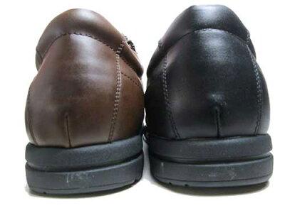 【あす楽】【送料無料】ダンロップダキシムDUNLOPDAXIMウォーキングシューズレースアップシューズファスナー付き【メンズ・靴】