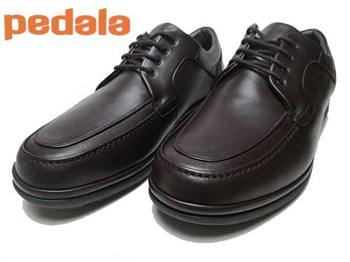 【あす楽】アシックス ペダラ asics PEDARA ウォーキングシューズ レースアップシューズ ワイズ4E コーヒーブラウン メンズ 靴