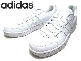 【あす楽】アディダス adidas アディフープス2.0 バスケットボールタイプ スニーカー ランニングホワイト メンズ 靴