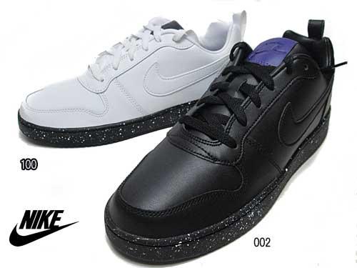 【あす楽】ナイキ NIKE コート バーロウ LOW SE バスケットボールスタイル スニーカー メンズ 靴