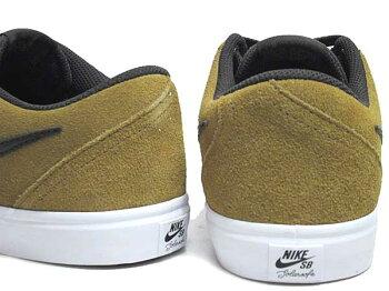 NIKEナイキSBチェックソーラーアクションスポーツゴールデンベージュスニーカーメンズ靴