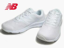 【あす楽】ニューバランス new balance W413 ワイズD ホワイト ランニングシューズ レディース 靴