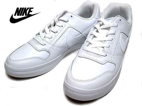 【あす楽】【送料無料】ナイキ NIKE SB ズーム デルタ フォース ヴァルカ スケートボード スニーカー ホワイト メンズ 靴