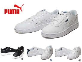 《SALE品》【あす楽】プーマ PUMA 374766 コート ピュア スニーカー メンズ レディース 靴