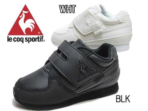 【あす楽】ルコックスポルティフ le coq sportif エクラツト 2 F スニーカー キッズ 靴