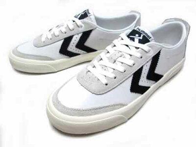 【あス楽】【送料無料】ヒュンメルhummelストックホルムロウスニーカー【メンズ・レディース・靴】