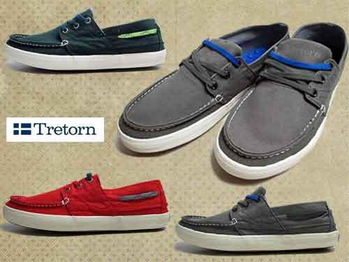 【あす楽】トレトン Tretorn オットー キャンバス デッキシューズタイプ【メンズ・レディース・靴】
