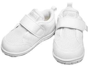 【マラソン期間ポイント5倍!】アシックス asics スクスク SUKUSUKU TUU106 上履きCP BABY 室内履き ホワイト キッズ 靴