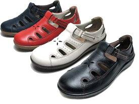 【あす楽】アキレスソルボ Achilles SORBO コンフォート カジュアルシューズ 面ファスナー付ベルト レディース 靴