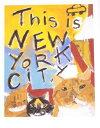 マンハッタナーズ ポストカード「ニューヨークに残されて」【楽ギフ_包装】