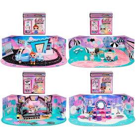 【国内販売正規品】 L.O.L. エルオーエル サプライズ ! ファニチャーセット シリーズ2 全4種 おもちゃ 送料無料
